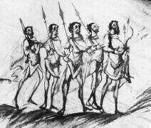Medieval soldiers